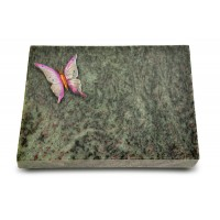 Grabtafel Tropical Green Pure Papillon 1 (Color)