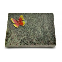 Grabtafel Tropical Green Pure Papillon 2 (Color)