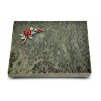 Grabtafel Tropical Green Pure Rose 1 (Color)