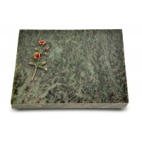 Grabtafel Tropical Green Pure Rose 6 (Color)