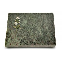 Grabtafel Tropical Green Pure Rose 8 (Color)