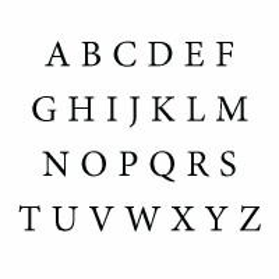 Extraschrift 50-60 Buchstaben