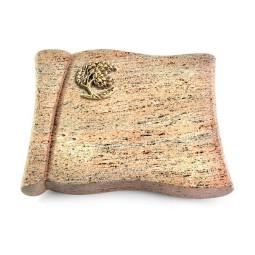 Voltaire/Raw Silk Ähren 2 (Bronze)