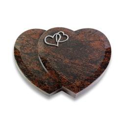 Amoureux Aruba Rose 2 (mit Alu-Ornament)