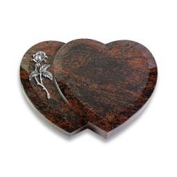 Amoureux/Aruba Rose 1 (Alu)
