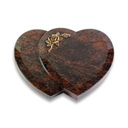 Amoureux/Aruba Papillon (Bronze)