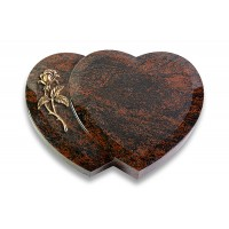 Amoureux/Aruba Rose 1 (Bronze)