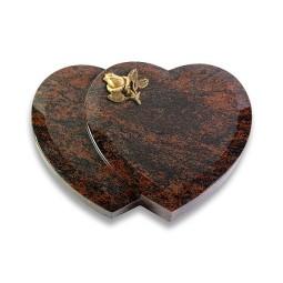 Amoureux/Aruba Rose 2 (Bronze)