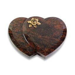Amoureux/Aruba Rose 3 (Bronze)