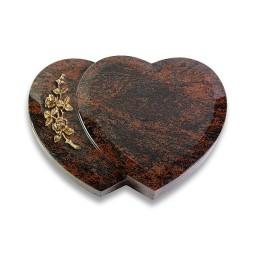 Amoureux/Aruba Rose 4 (Bronze)
