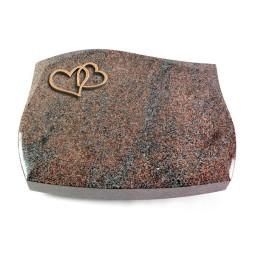 Galaxie/Paradiso Herzen (Bronze)