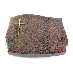 Galaxie/Paradiso Kreuz/Ähren (Bronze)