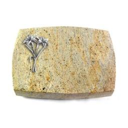Roma/New-Kashmir Kreuz/Rose (Alu)