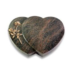 Amoureux/Aruba Rose 10 (Bronze)