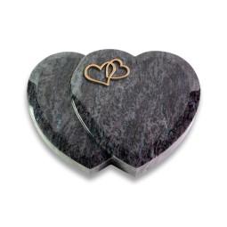 Amoureux/Himalaya Herzen (Bronze)
