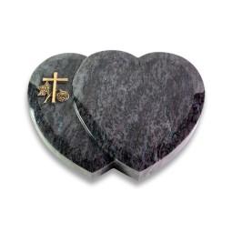Amoureux/Himalaya Kreuz 1 (Bronze)