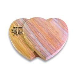 Amoureux/Paradiso Kreuz 1 (Bronze)