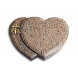 Amoureux/Rainbow Kreuz 1 (Bronze)