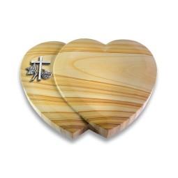 Amoureux/Raw-Silk Kreuz 1 (Alu)