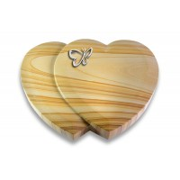 Amoureux/Raw-Silk Papillon (Alu)