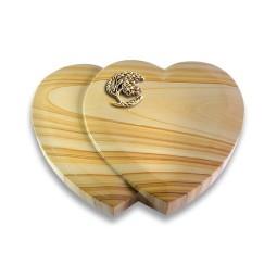 Amoureux/Raw-Silk Baum 1 (Bronze)