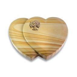 Amoureux/Raw-Silk Baum 3 (Bronze)