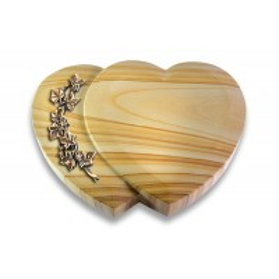 Amoureux/Raw-Silk Efeu (Bronze)