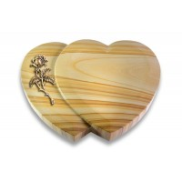 Amoureux/Raw-Silk Rose 2 (Bronze)