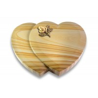 Amoureux/Raw-Silk Rose 3 (Bronze)