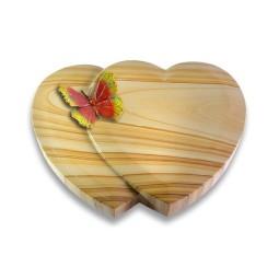 Amoureux/Raw-Silk Papillon 2 (Color)