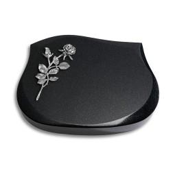 Cassiopeia/Indisch-Black Rose 12 (Alu)