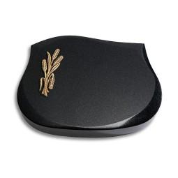 Cassiopeia/Indisch-Black (ohne Ornament)