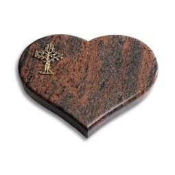 Coeur/Twilight-Red Baum 1 (Bronze)