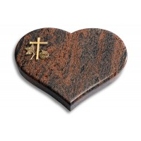 Coeur/Twilight-Red Herzen (Bronze)