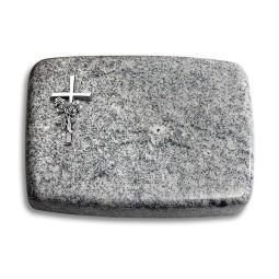 Linea/Viskont-White Kreuz/Ähren (Alu)