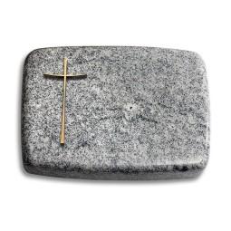Linea/Viskont-White Kreuz 1 (Bronze)