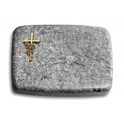 Linea/Viskont-White Kreuz/Ähren (Bronze)