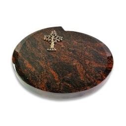 Baroque/Himalaya Baum 2 (Bronze)