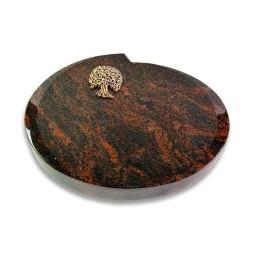 Baroque/Himalaya Baum 3 (Bronze)