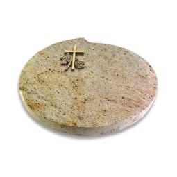 Baroque/Himalaya Kreuz 1 (Bronze)