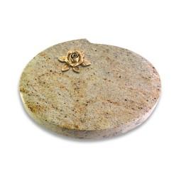 Baroque/Himalaya Rose 4 (Bronze)