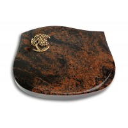 Cassiopeia/Indisch-Black Ähren 2 (Bronze)