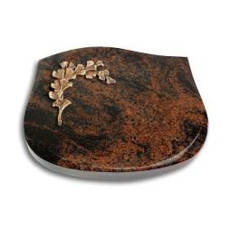 Cassiopeia/Indisch-Black Gingozweig 2 (Bronze)