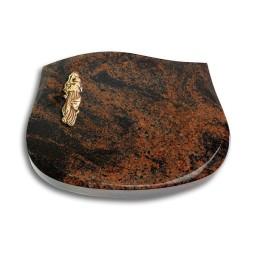 Cassiopeia/Indisch-Black Maria (Bronze)