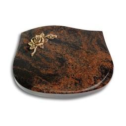 Cassiopeia/Indisch-Black Rose 1 (Bronze)