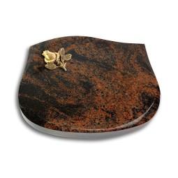 Cassiopeia/Indisch-Black Rose 3 (Bronze)