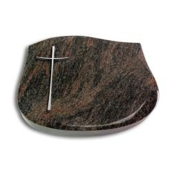 Cassiopeia/Indisch-Black Kreuz 2 (Alu)