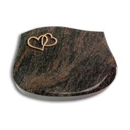 Cassiopeia/Aruba Herzen (Bronze)