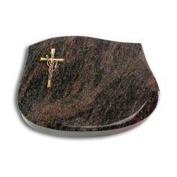 Cassiopeia/Aruba Kreuz/Ähren (Bronze)