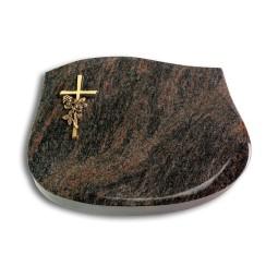 Cassiopeia/Aruba Kreuz/Rose (Bronze)